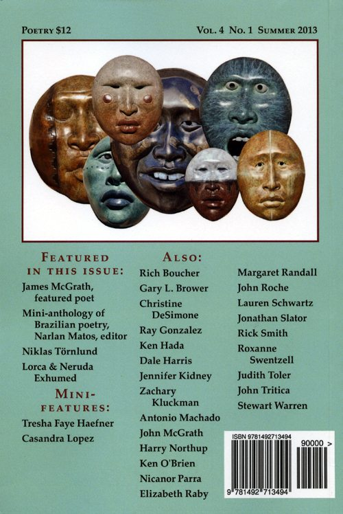 the malpais review   vol. 4 no. 1   summer 2013